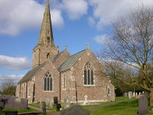 Gilmorton, Gilmorton - All Saints Church, Leicestershire © Ian Rob